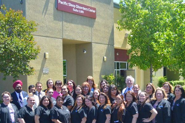 Pacific Sleep Disorders Center Staff
